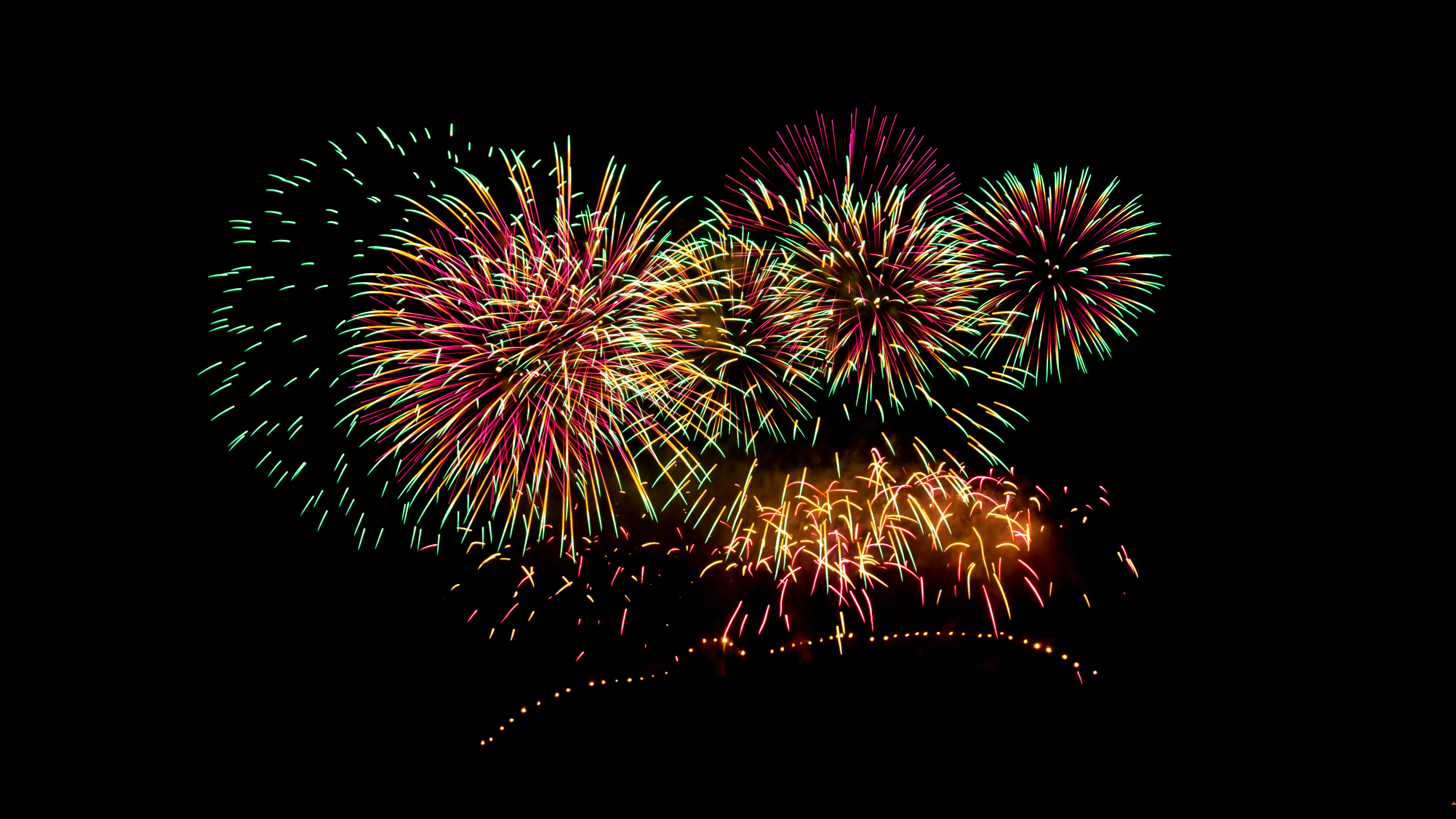 Feuerwerk Oensingen